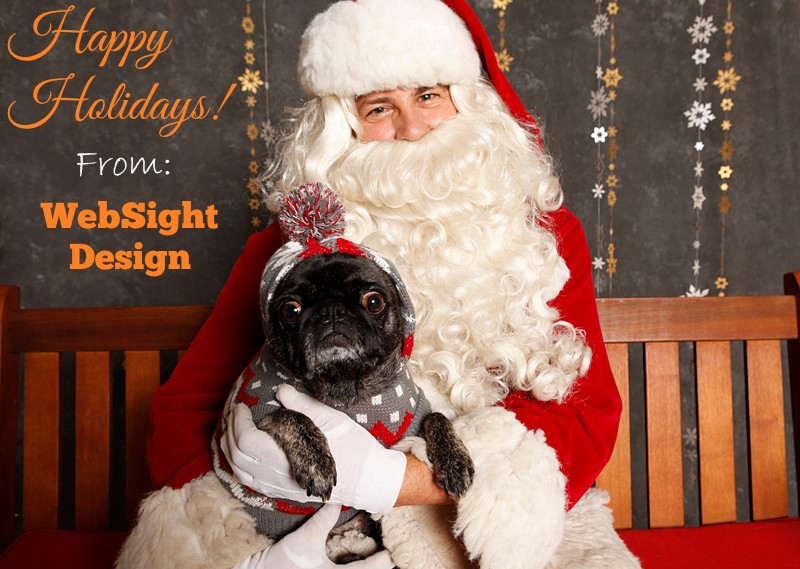 Happy Holidays from WebSight Design