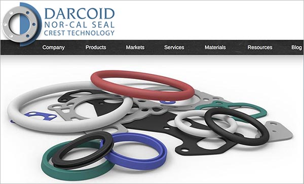 Darcoid Homepage