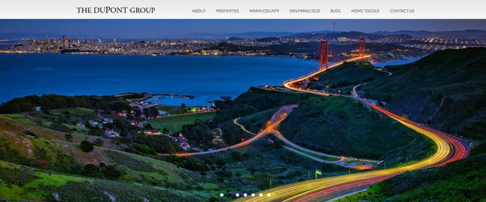 Dupond Group Homepage