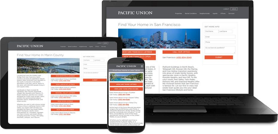 pay per click websight design